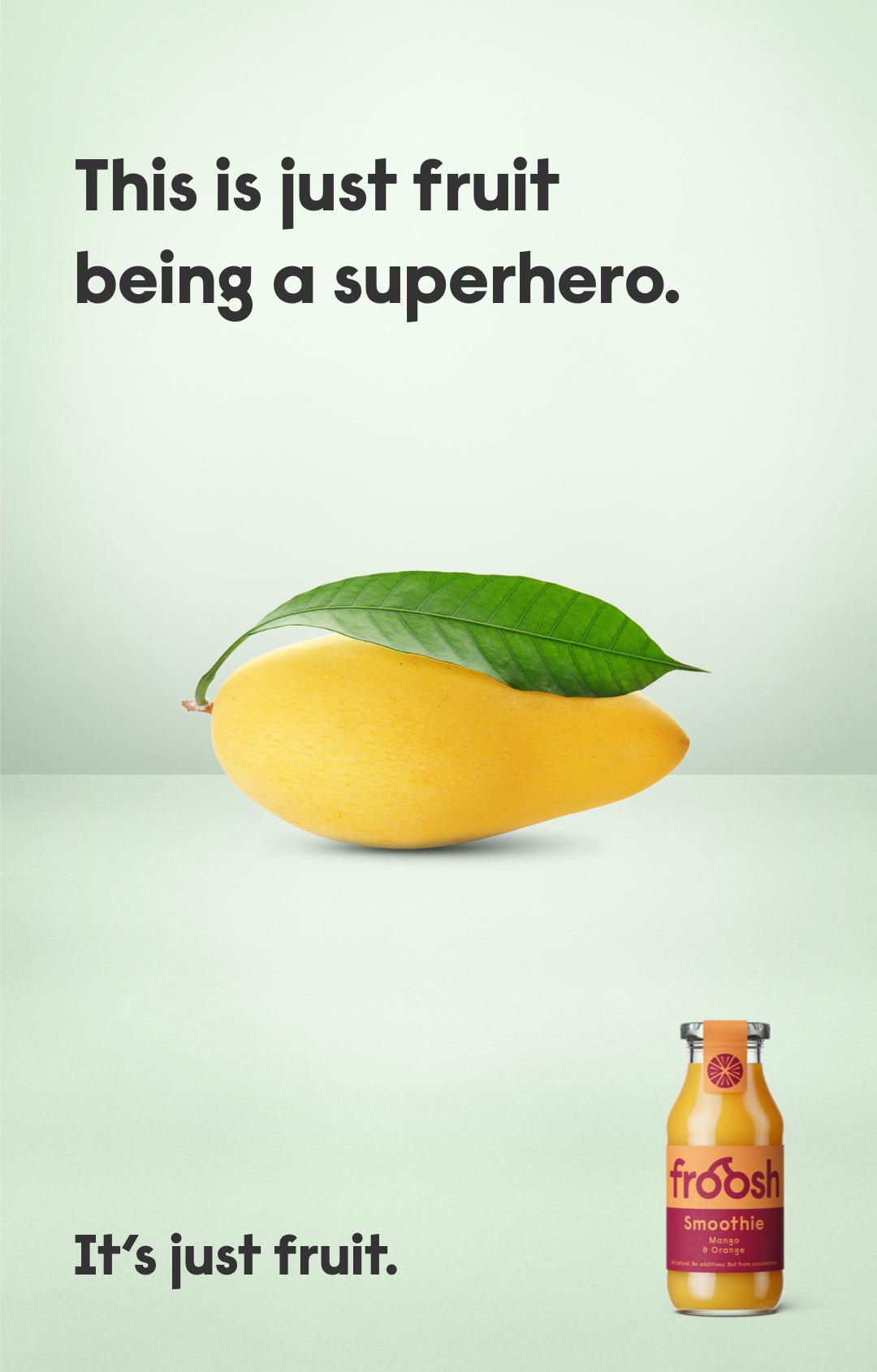 Mango-Superhero